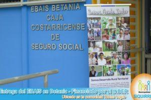 Entrega EBAIS Betania 1