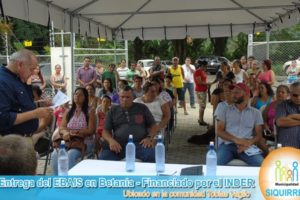 Entrega EBAIS Betania 2