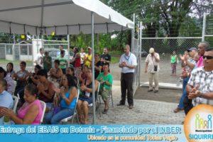 Entrega EBAIS Betania 4