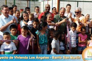 Vivienda Los Angeles San Martin 2