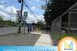 Acera Correo de Costa Rica 1