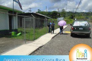 Acera Correo de Costa Rica 2
