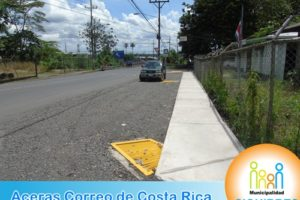 Acera Correo de Costa Rica 3