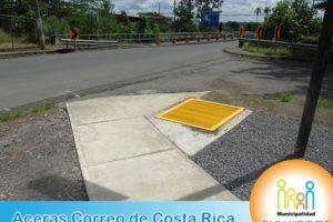 Acera Correo de Costa Rica 4