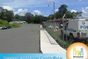 Acera Correo de Costa Rica 5