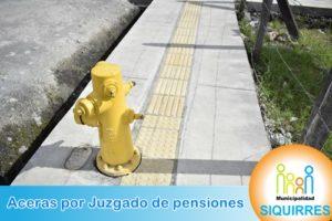Acera Juzgado de pensiones 4