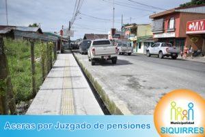 Acera Juzgado de pensiones 6