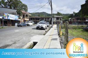 Acera Juzgado de pensiones 7