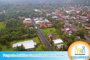 Proyecto Asfáltico Comunidad Sector Norte 2