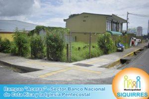 Rampas Sector Iglesia Pentecostal 2