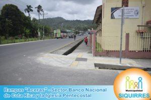 Rampas Sector Iglesia Pentecostal 3