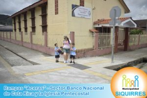 Rampas Sector Iglesia Pentecostal 4