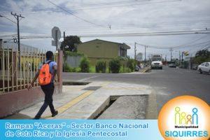 Rampas Sector Iglesia Pentecostal 6