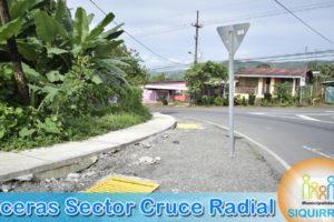 Aceras Crece Radial 4