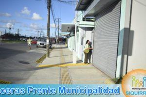 Aceras Frente Municipalidad 4