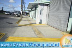 Aceras Frente Municipalidad 5
