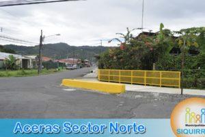 Aceras Sector Norte 3