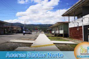 Aceras Sector Norte 5