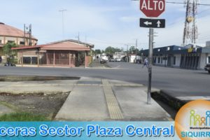 Aceras Sector Plaza Central 1