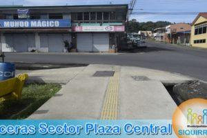 Aceras Sector Plaza Central 2