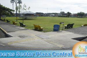 Aceras Sector Plaza Central 3