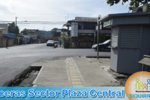 Aceras Sector Plaza Central 5