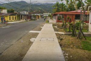 Aceras Barrio San Rafael 2