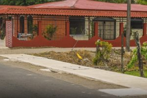 Aceras Barrio San Rafael 3