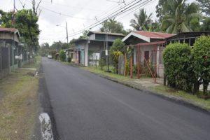 Asfaltado Barrio San Martin 3