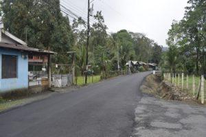 Asfaltado Barrio San Martin 4