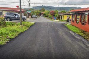 Asfaltado Barrio San Martin – Calle Florencio Castillo 2