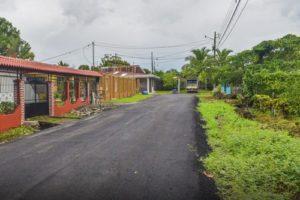 Asfaltado Barrio San Martin – Calle Florencio Castillo 4