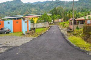 Asfaltado Barrio San Rafael – Calle Cummings 2