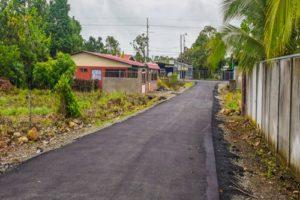 Asfaltado Barrio San Rafael – Calle Cummings 3