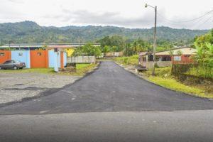 Asfaltado Barrio San Rafael – Calle Cummings 6